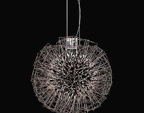 Terzani core ceiling light 3D