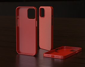 IPhone 12 Pro Max Case 3D print model gadget
