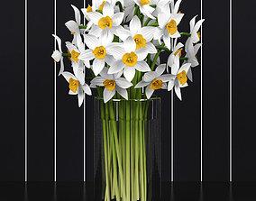 Daffodils 3D model