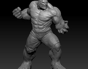 Hulk Avengers 3D Print ready - 25cm UPDATED
