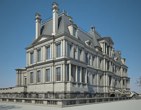 Old Chateau I 3D model