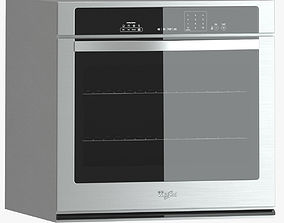 Whirlpool oven WOS51SC0AS 3D