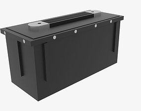 3D asset Electric Car Battery