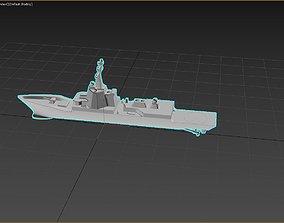 Naval Ship 3D printable model