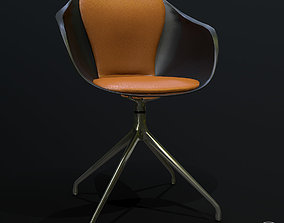 Adelaide Chair Lowpoly 3D asset