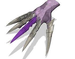 League of Legends - Evelynn Claws 3D printable model