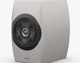 3D Technics SB-C700 White Gloss