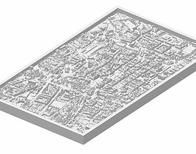 3D model Klagenfurt City Center