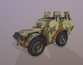 FIAT - SPA Autoprotetto S 37 3D asset