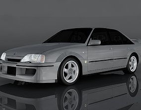 1990 Lotus Carlton 3D model