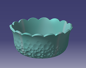 3D printable model melani small bowl for print and produce