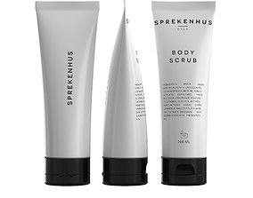 Sprekenhus Body Scrub 3D model