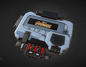 3D model Avengers Infinity War Communicator