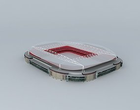 3D Emirates Stadium, Arsenal FC. V2