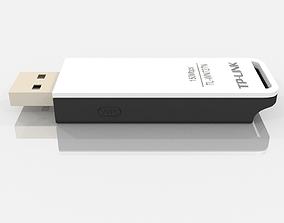 3D Wireless USB Adapter