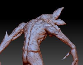3D print model Demogorgon High Poly