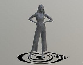 Human 091 LP R 3D asset