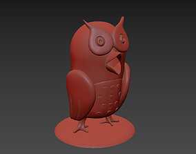 Owl for 3d print
