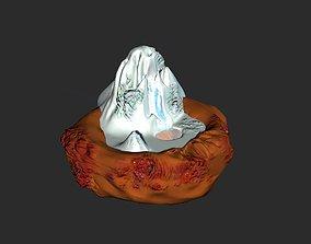 Frozen Warm fall 3D model