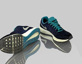 3D asset game-ready Sneakers