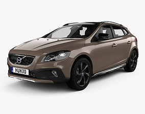 Volvo V40 D3 Cross Country 2012 3D model