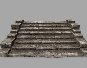 3D asset stairs 2