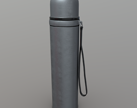 3D asset Thermos