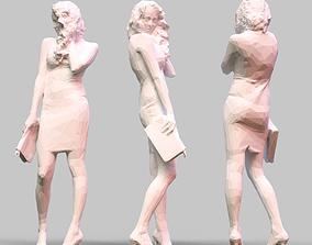 3D print model Girl Posing