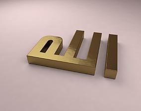 islam 3D Allah