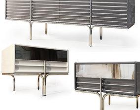 Sideboard nightstand Royal by Medusa Home 3D model