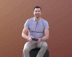 3D model Lars 10429 - Playing Casual Man
