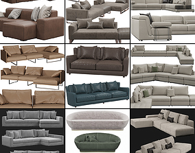 3D Sofas collection 2