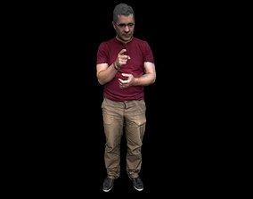 Printle Homme 078 3D printable model miniatures