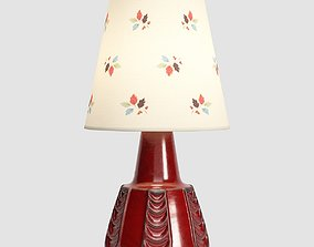 The Apartment Ceramic Table Lamp 3D