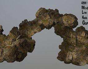 rocks 3D model realtime Rocks