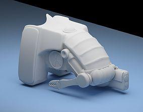3D print model Starship Cartoon
