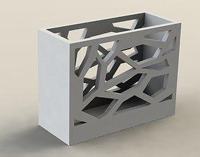 Crystal pen Holder 3D print model