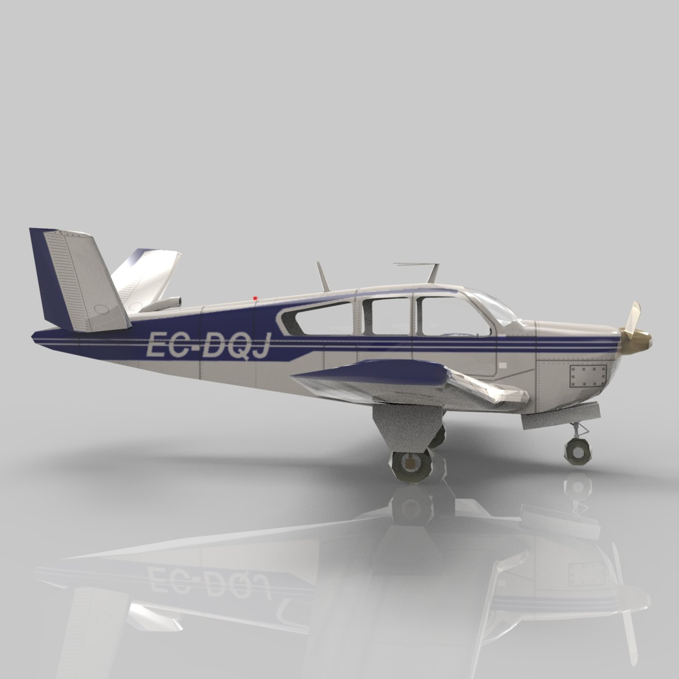 BEECH Aircraft Airplane