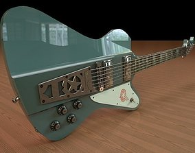 3D model Washburn Time Traveler