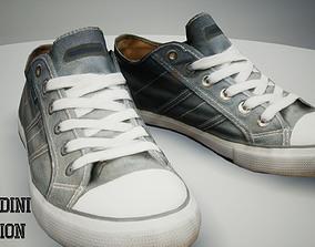 3D model Shoe Photoscanned MF