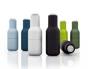 Menu Bottle Grinder Set 3D model