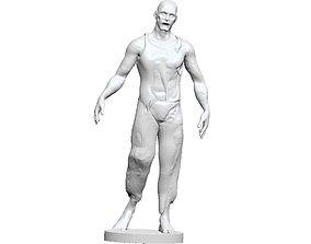 3D print model Zombie Figurine