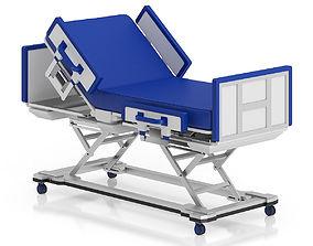 3D Advanced Hospital Bed