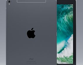 3D model iPad Pro 9-7 inch