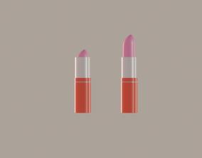 3D model rigged Lipstick
