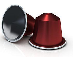 3D Nespresso capsule