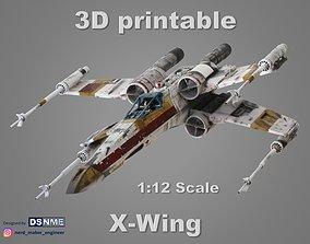 STAR WARS X-WING 3D Printable