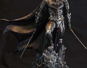 BATMAN SAMURAI 3d printable
