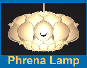 design 3D model Phrena Lamp