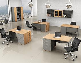 3D 3dsmax office interior